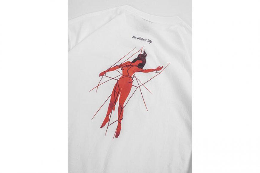 NEXHYPE 19 SS SLF Miki T-Shirt (12)