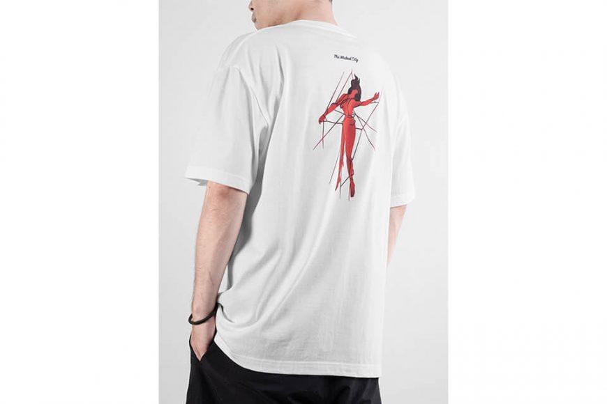 NEXHYPE 19 SS SLF Miki T-Shirt (8)