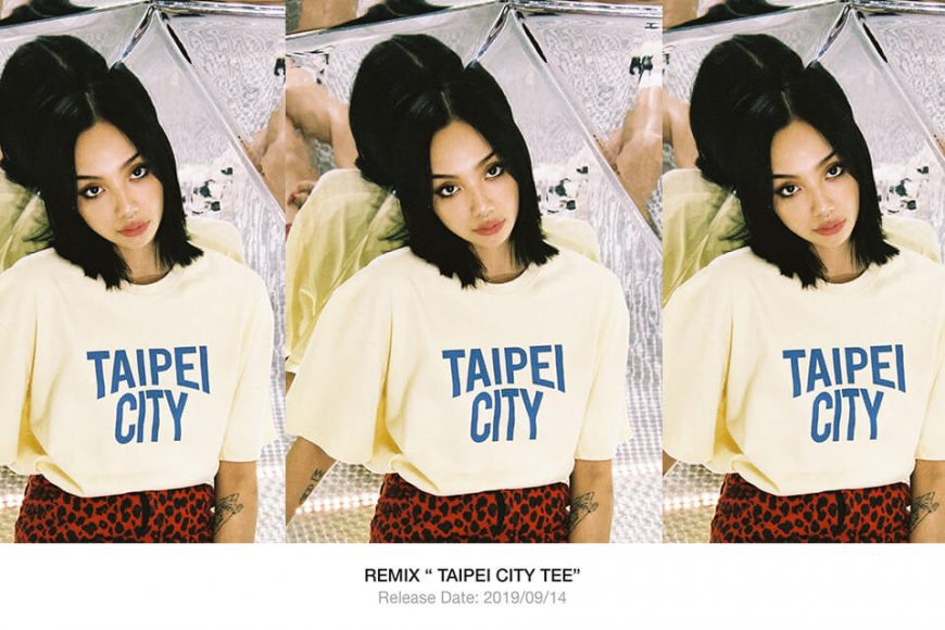 REMIX 19 AW Taipei City Tee (1)