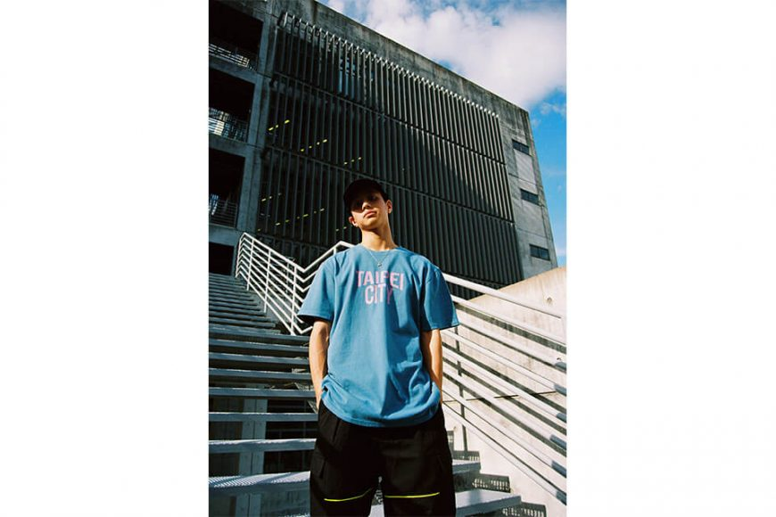 REMIX 19 AW Taipei City Tee (16)