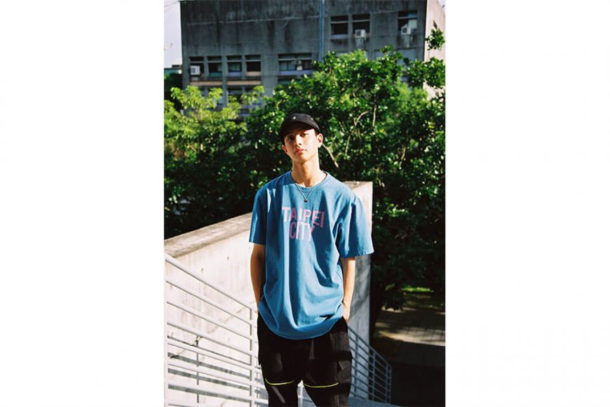REMIX 19 AW Taipei City Tee (17)