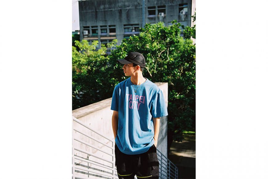 REMIX 19 AW Taipei City Tee (18)