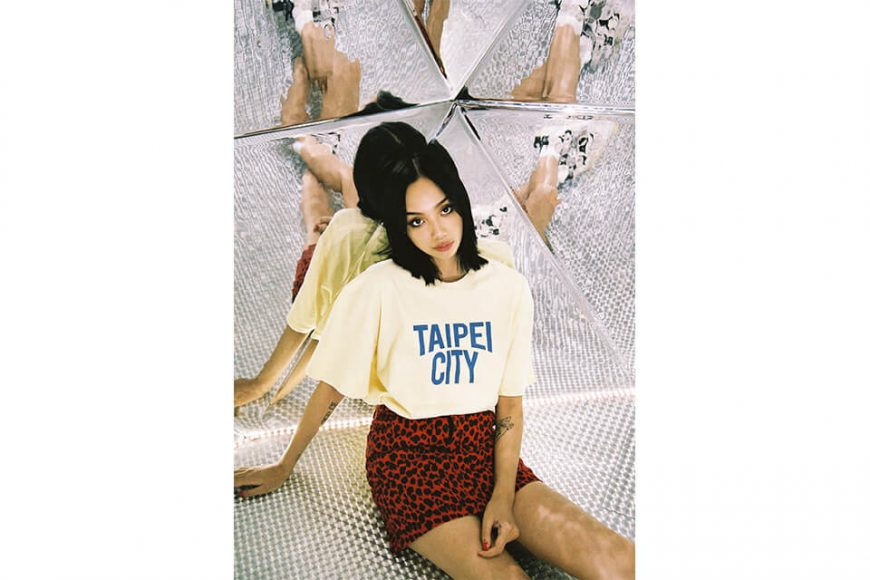 REMIX 19 AW Taipei City Tee (2)