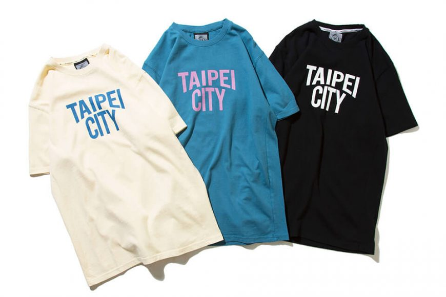 REMIX 19 AW Taipei City Tee (21)