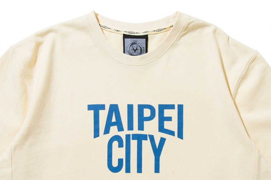 REMIX 19 AW Taipei City Tee (28)