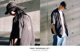 REMIX 19 SS Reversiable JKT (1)