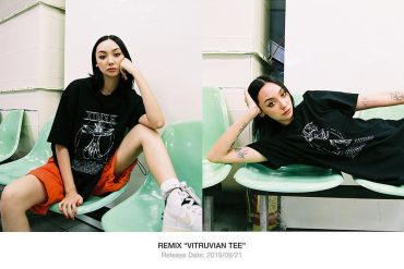 REMIX 19 SS Vitruvian Tee (1)