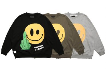 AES 19 AW Happy Monday Sweatshirts (2)