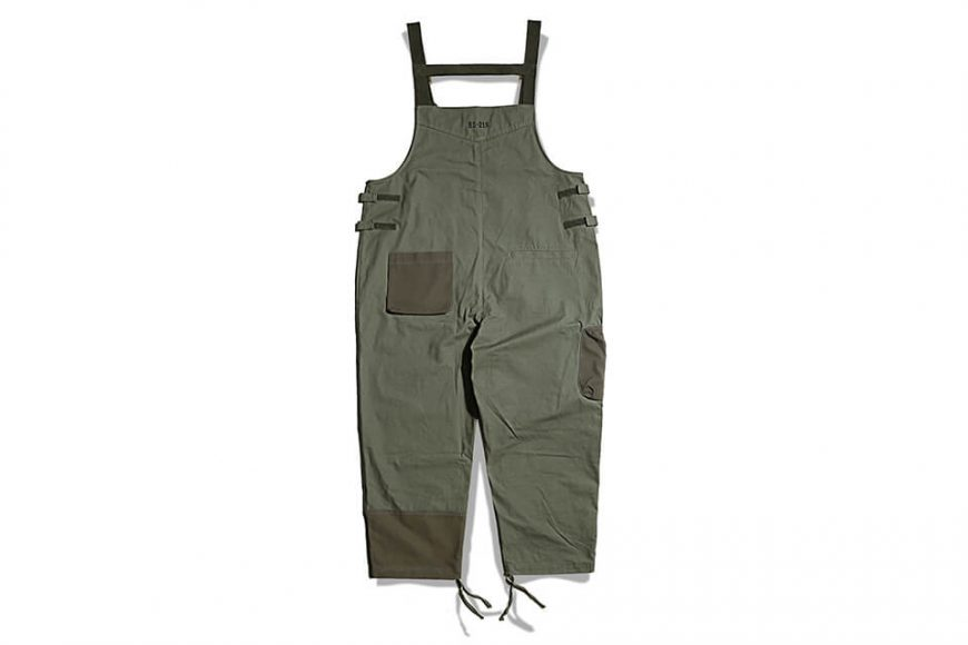B-SIDE 19 AW BS UTILITY MILITARY SERIES (10)