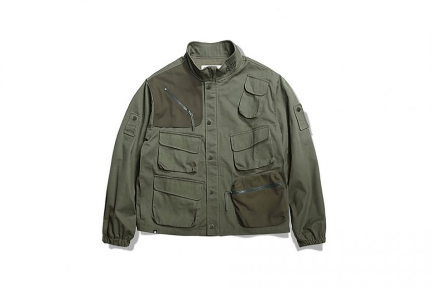 B-SIDE 19 AW BS UTILITY MILITARY SERIES (15)