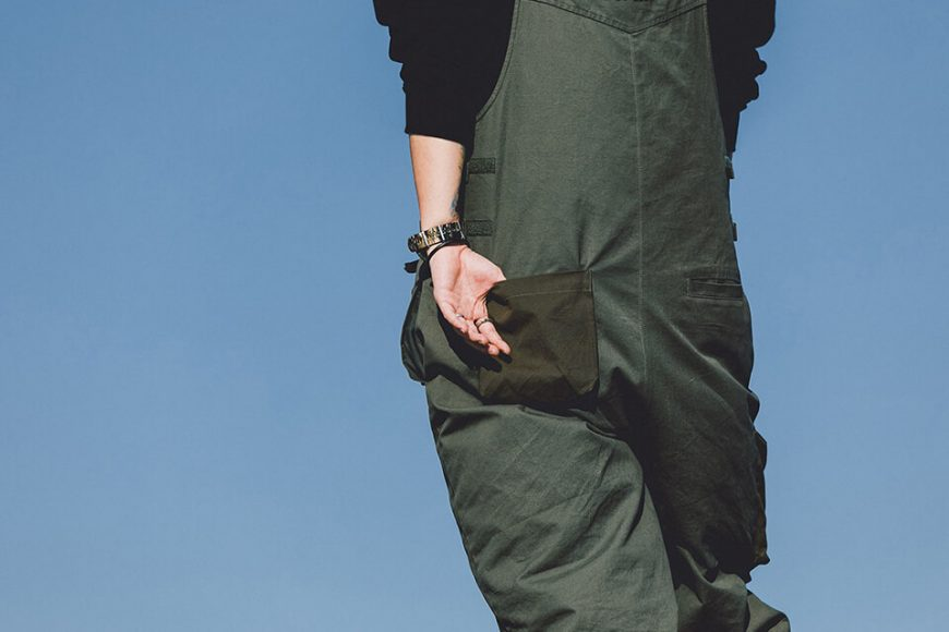 B-SIDE 19 AW BS UTILITY MILITARY SERIES (4)