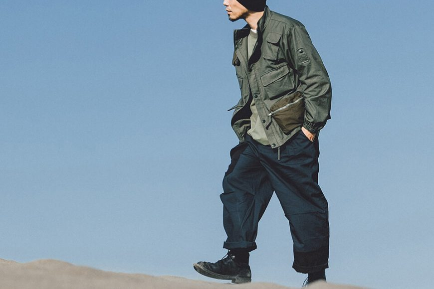 B-SIDE 19 AW BS UTILITY MILITARY SERIES (5)