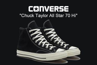 CONVERSE 19 FW 166216C Chuck Taylor All Star '70 Hi (1)