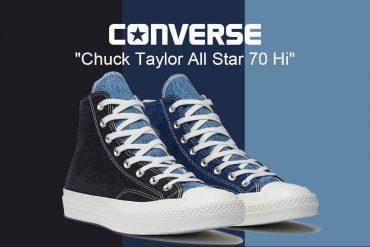 CONVERSE 19 FW 166286C Chuck Taylor All Star '70 Hi (1)