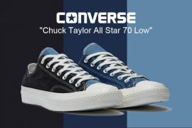 CONVERSE 19 FW 166287C Chuck Taylor All Star '70 Low (1)