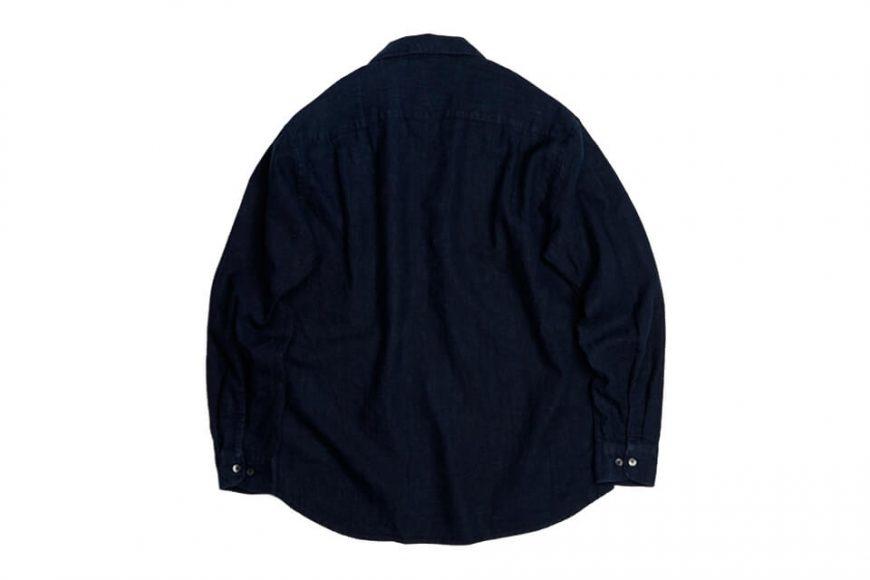 FrizmWORKS 19 FW Linen Pullover Shirt (10)