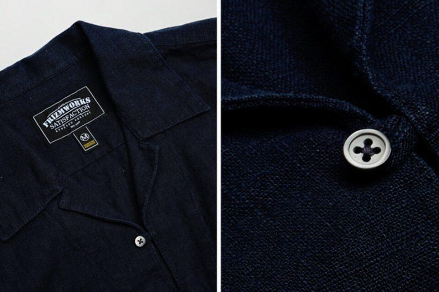 FrizmWORKS 19 FW Linen Pullover Shirt (11)