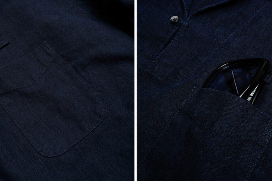 FrizmWORKS 19 FW Linen Pullover Shirt (12)