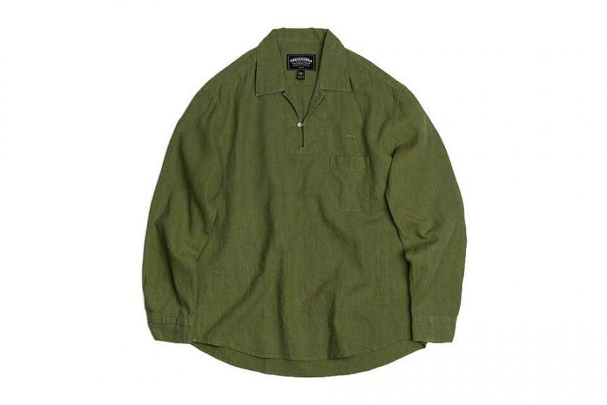 FrizmWORKS 19 FW Linen Pullover Shirt (13)