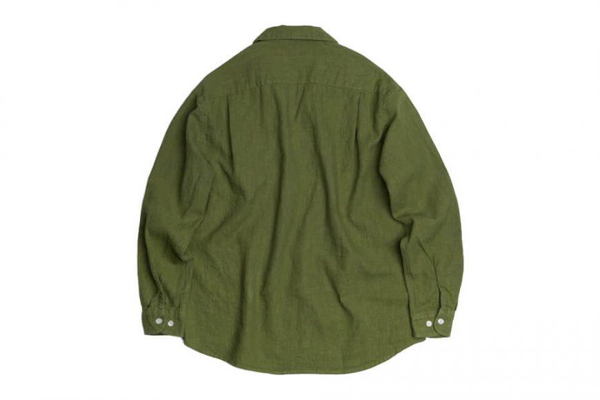 FrizmWORKS 19 FW Linen Pullover Shirt (14)