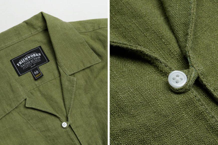 FrizmWORKS 19 FW Linen Pullover Shirt (15)