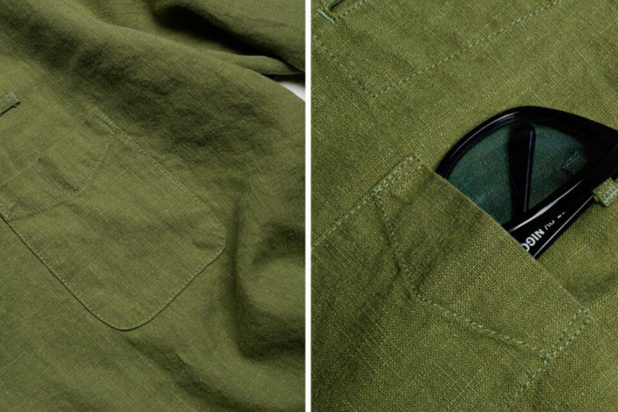 FrizmWORKS 19 FW Linen Pullover Shirt (16)