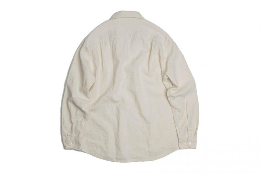 FrizmWORKS 19 FW Linen Pullover Shirt (18)