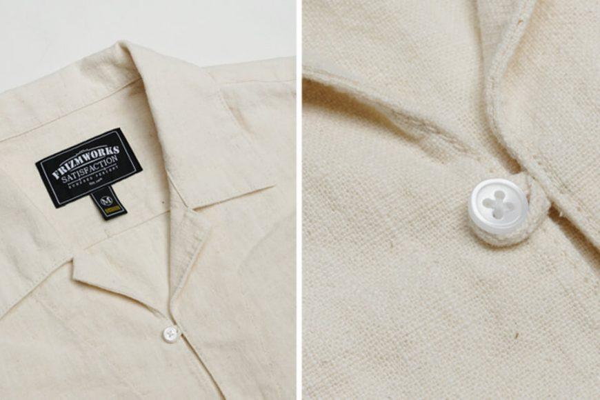 FrizmWORKS 19 FW Linen Pullover Shirt (19)