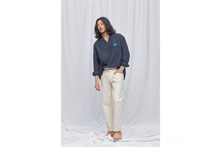 FrizmWORKS 19 FW Linen Pullover Shirt (2)