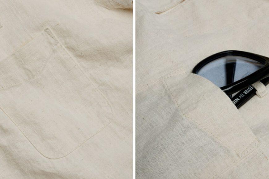 FrizmWORKS 19 FW Linen Pullover Shirt (20)
