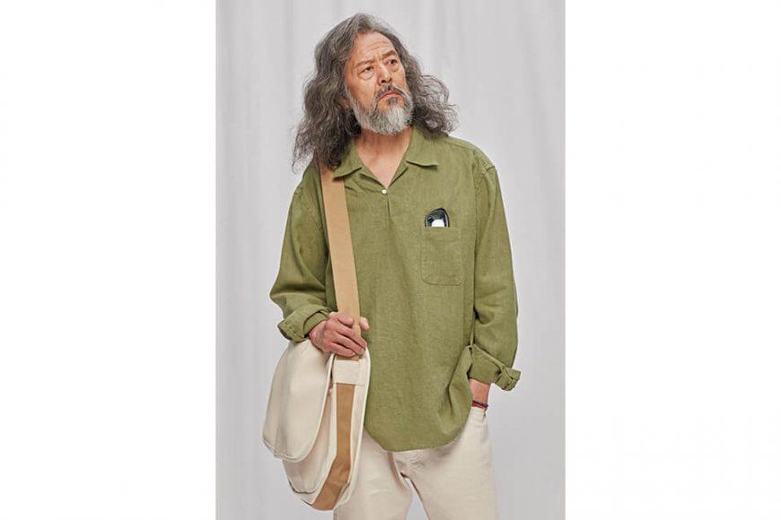 FrizmWORKS 19 FW Linen Pullover Shirt (5)