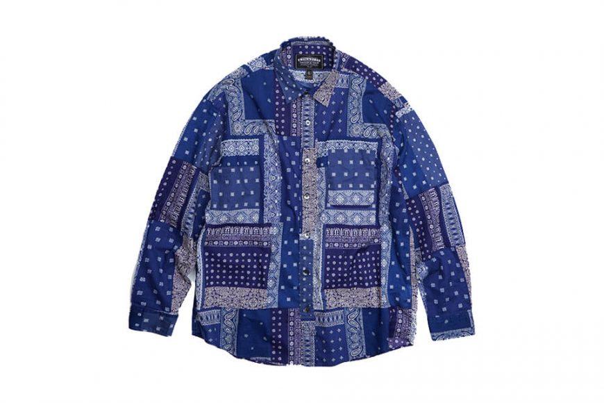 FrizmWORKS 19 SS Bandana Relax Shirt (13)