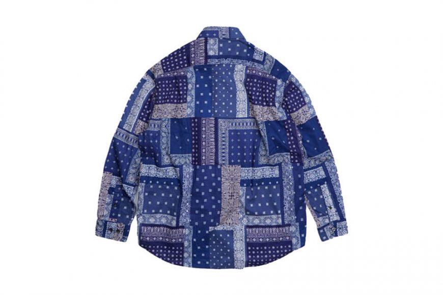 FrizmWORKS 19 SS Bandana Relax Shirt (14)