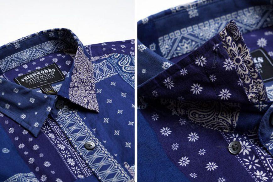 FrizmWORKS 19 SS Bandana Relax Shirt (15)