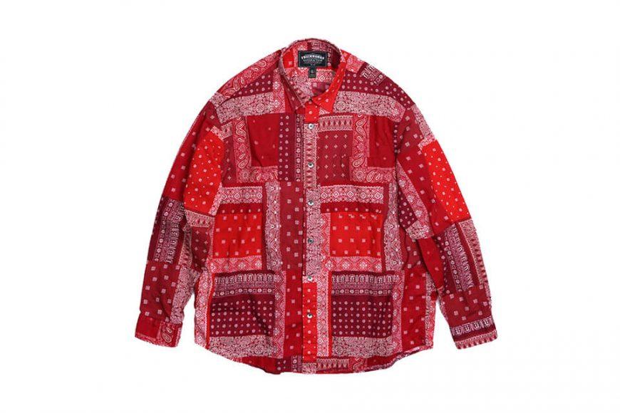 FrizmWORKS 19 SS Bandana Relax Shirt (17)