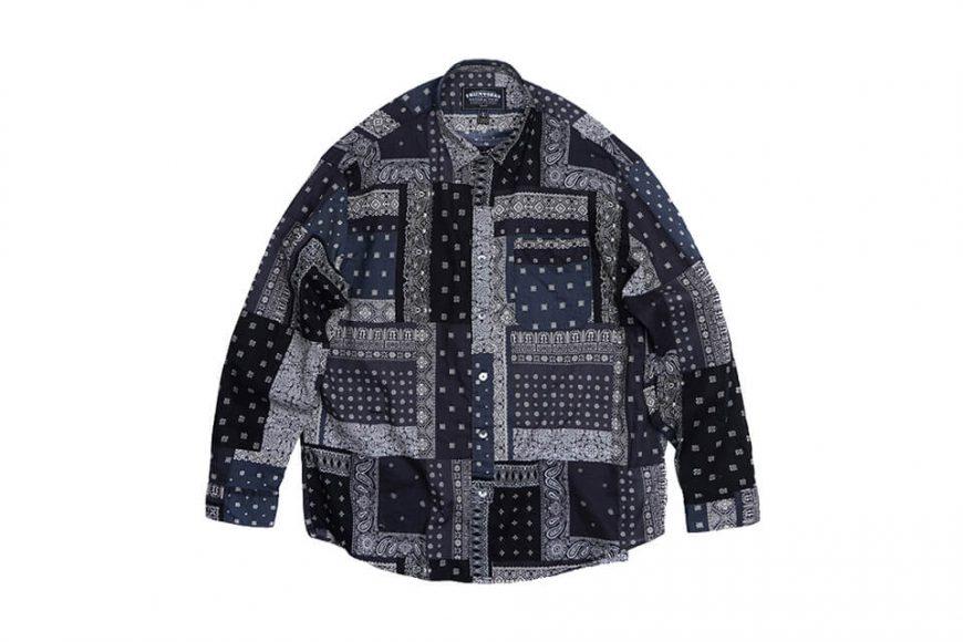 FrizmWORKS 19 SS Bandana Relax Shirt (9)