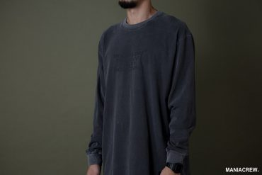 MANIA 19 AW Long Sleeve Print Tee (3)