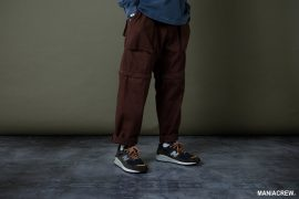 MANIA 19 AW Two Way Pants (2)