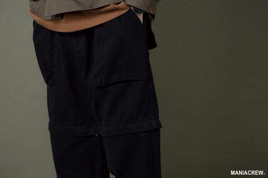 MANIA 19 AW Two Way Pants (9)