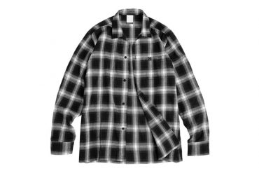 NEXHYPE 19 FW Crazy Check Flannel Shirt (6)