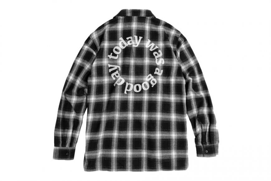 NEXHYPE 19 FW Crazy Check Flannel Shirt (7)