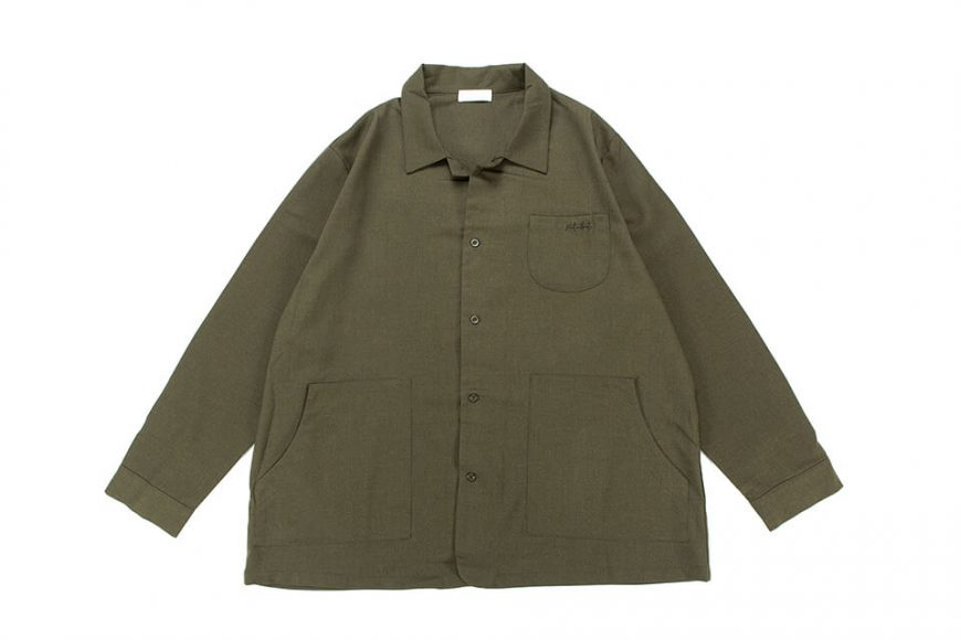 NextMobRiot 19 SS OV Hunter Shirt Coat (10)