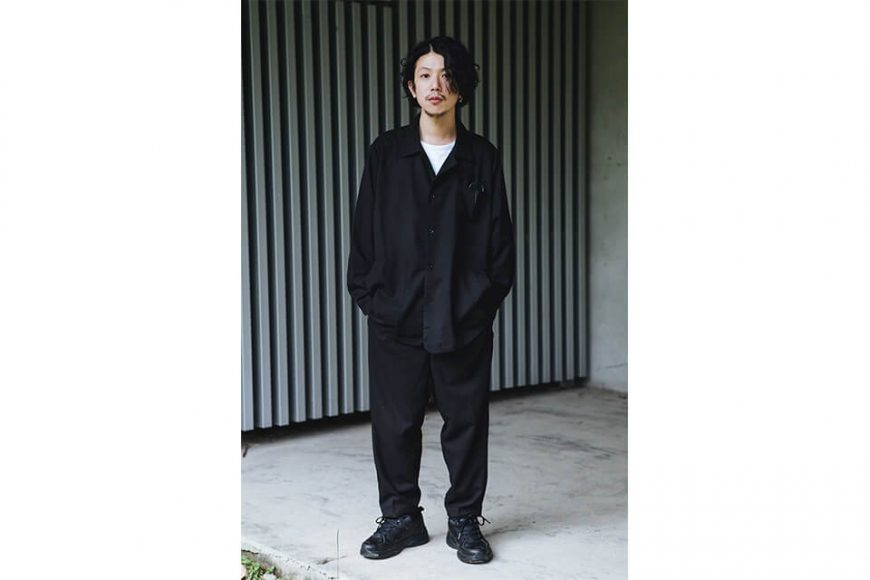 NextMobRiot 19 SS OV Hunter Shirt Coat (7)