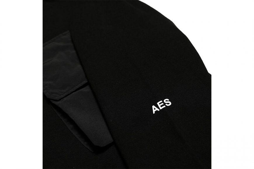 AES 19 AW 2019 Pocket Hoodie (7)