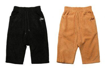 AES 19 AW Fleece Wide Leg Pants (0)