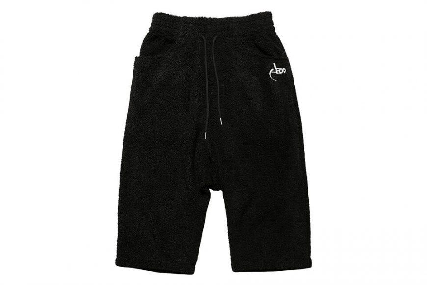 AES 19 AW Fleece Wide Leg Pants (2)