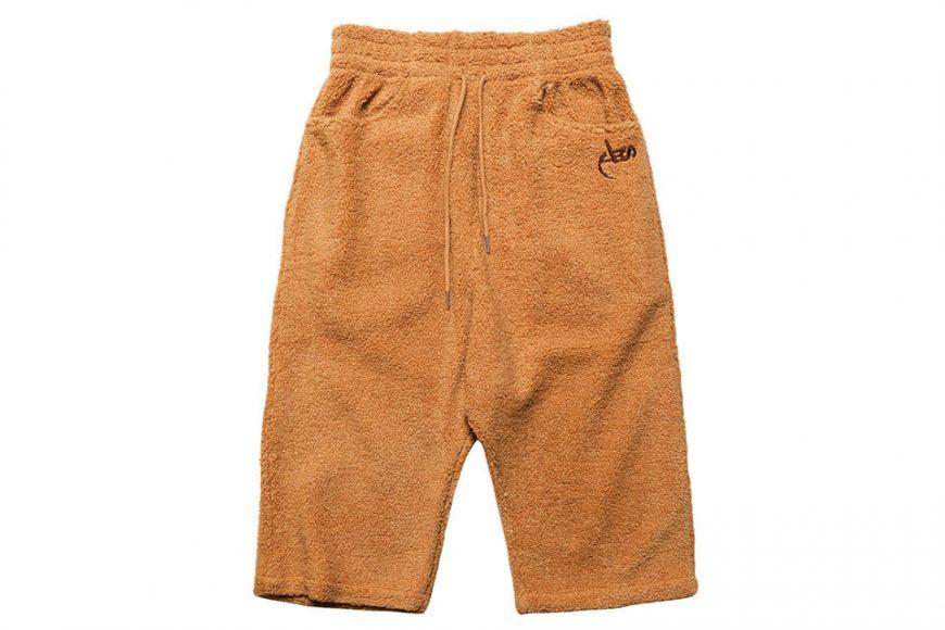AES 19 AW Fleece Wide Leg Pants (3)
