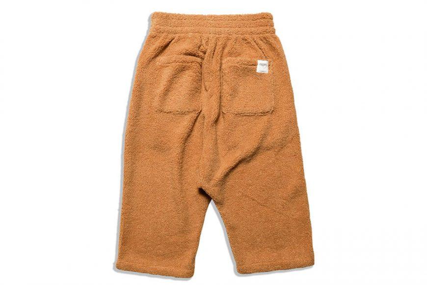 AES 19 AW Fleece Wide Leg Pants (4)