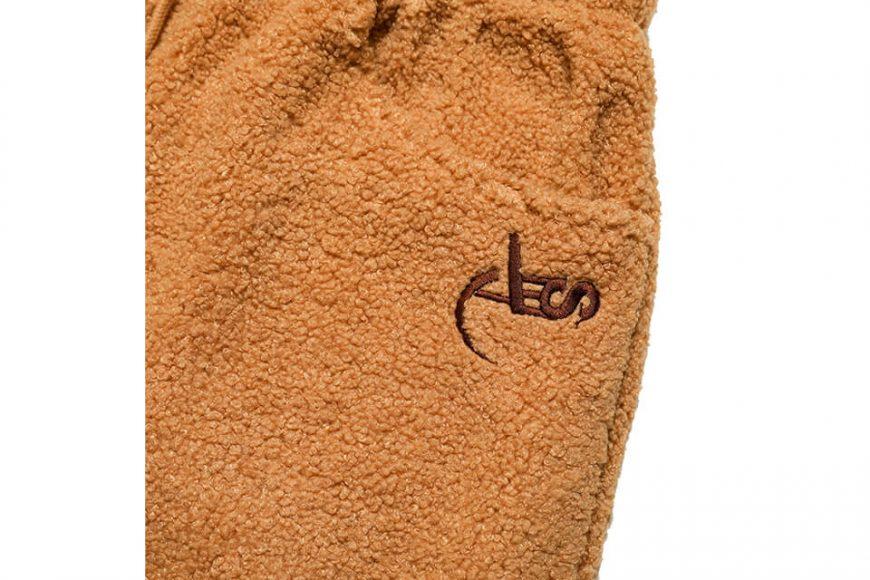 AES 19 AW Fleece Wide Leg Pants (5)