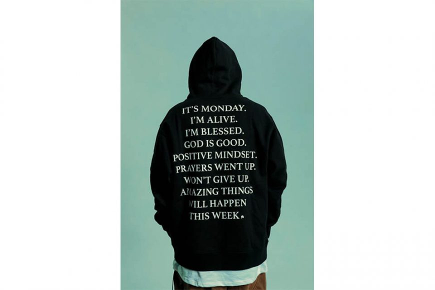 AES 19 AW Monday Hoodie (0)
